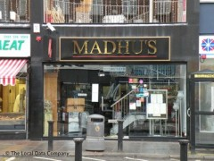 Madhus Brilliant Restaurant, exterior picture