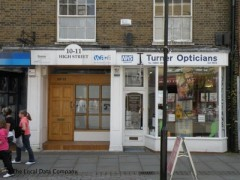 Turner Opticians image