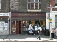 Walding & Son image