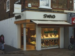Swag UK, exterior picture