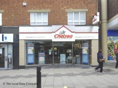 Chelsea Building Society, exterior picture