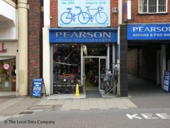 Pearsons Cycles image