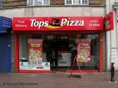 Tops Pizza 155 High Street Watford Pizza Takeaway Near