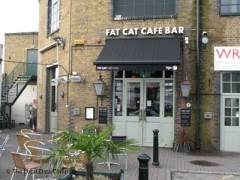 The Fat Cat Cafe Bar image