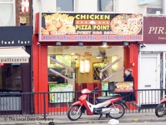 Chicken & Pizza Point, exterior picture