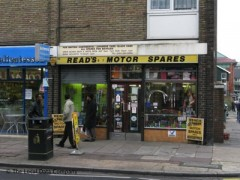 Read\'s Motor Spares, exterior picture
