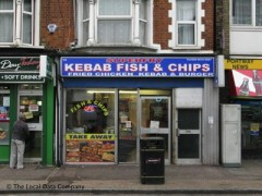 low priced bdb34 bcd0b Superfry Kebab Fish & Chips, 74 Portway, London - Fish ...