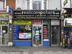 Real Computers, exterior picture