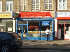 Nemo\'s Plaice, exterior picture