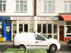 Hornchurch Glass image