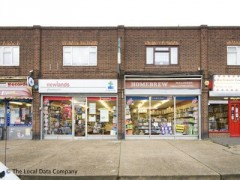 Newlands Pharmacy, exterior picture