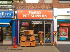 Family Pet Supplies, exterior picture