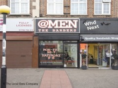 @Men Hairdressers image
