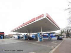 Esso service station 21 main road romford petrol filling stations near romford rail station - Esso garage opening times ...