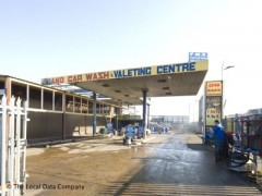 Hand Car Wash, exterior picture