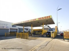 Splendid Hand Car Wash, exterior picture