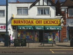 Burnt Oak Off Licence image