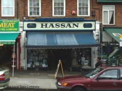 Hassan, exterior picture
