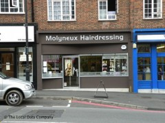 Molyneux Hairdressing, exterior picture