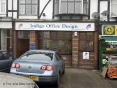 Indigo Office Design image