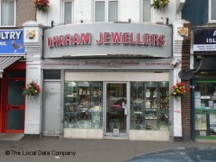 Dharam Jewellers, exterior picture