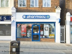 Co-Op Pharmacy, exterior picture