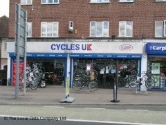 Cycles UK, exterior picture