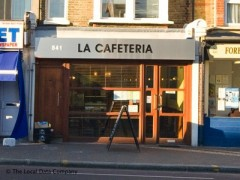 La Cafeteria, 841 Forest Road, Walthamstow, London, E17 4AT ...