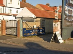 Waltham Forest Metals, exterior picture