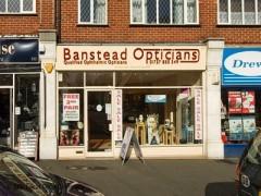 Banstead Opticians image