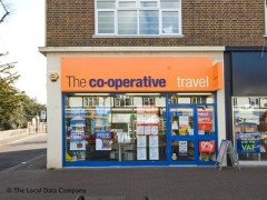 Co-Op Travel, exterior picture