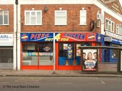 Pizza Chicken Hot 4 You 6 Crayford High Street Dartford