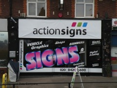 Action Signs image