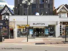 Burton Menswear image
