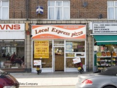 Local Express Pizza 529 Pinner Road Harrow Fast Food