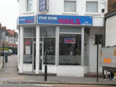 Five star nails 213 station road harrow nail salons for 5 star nail salon