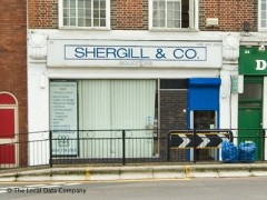 Shergill & Co, exterior picture