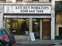 B E Kitchen Worktops, exterior picture