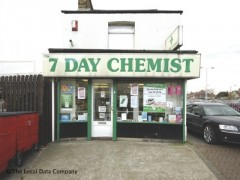 7 Day Chemist, exterior picture