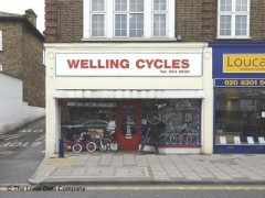 Welling Cycles, exterior picture