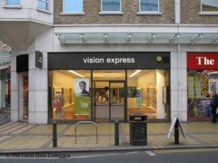 Vision Express 31 The Broadway London Opticians Near