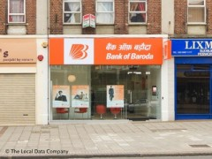 Bank Of Baroda, exterior picture