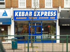 Kebab Express, exterior picture