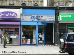 Style Opticians, exterior picture