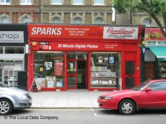 Sparks, exterior picture