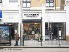 Brondes Dry Cleaners, exterior picture