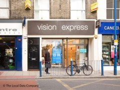 Vision Express, exterior picture