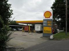Shell Service Station image