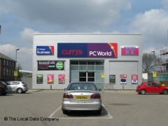 Currys, exterior picture