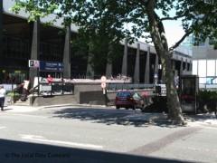 Europcar Euston Road London Car Van Hire Near Euston Tube Station